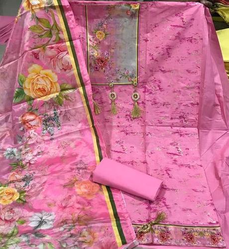 Ladies Dress Materials