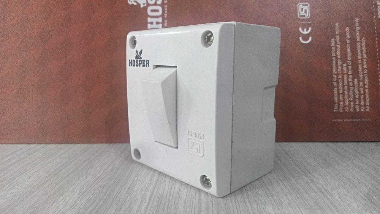 16 A Switch + Box PC Hosper