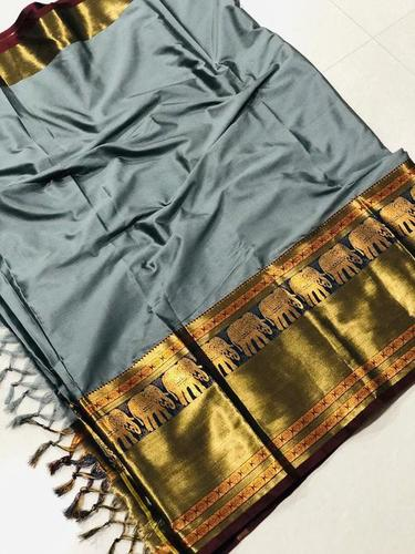 Latest Pure Cotton Silk Saree