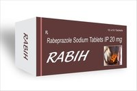 Rabeprazole Sodium Tablets IP 20mg