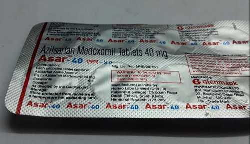 azilsartan medoxomi tablets