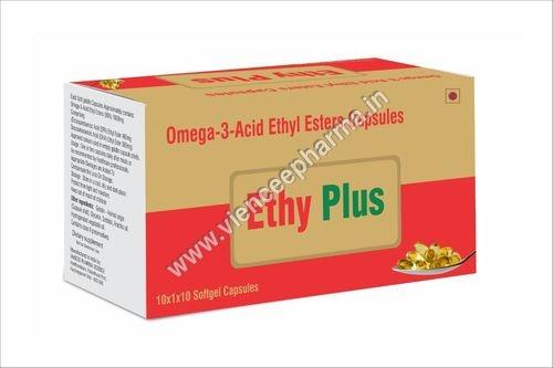 Omega-3 Acid Ethyl Esters Capsules