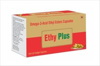 Omega-3 Acid Ethyl Esters Capsules