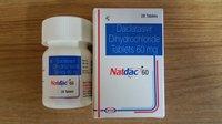 Natdac Daclatasvir 60mg Tablets