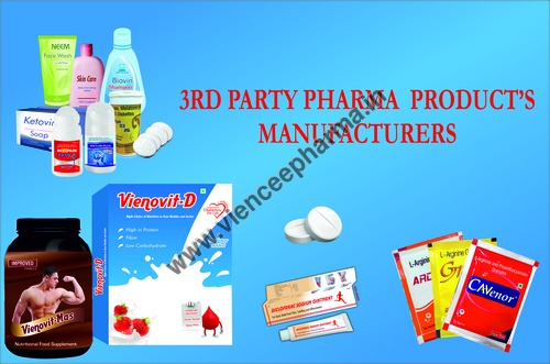 Third Party Pharma Products Manufacturers