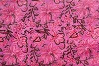 5 Yard Hand Block Print 100% Cotton Fabric Design