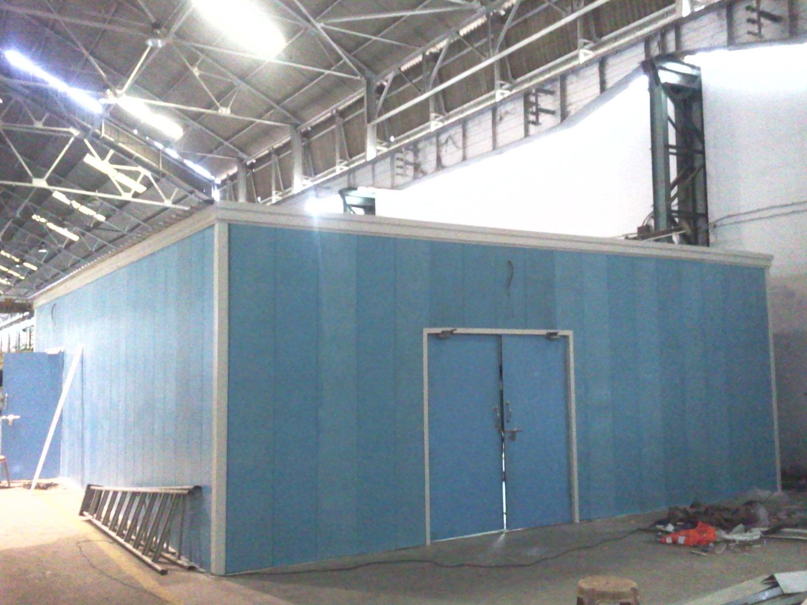 Prefab Metal Warehouse