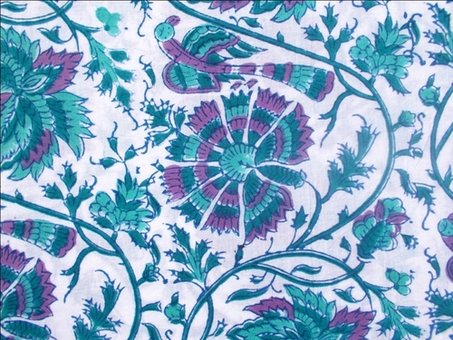 PRINTED FABRIC DESIGN