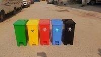 Bio Medical Waste Disposal Bin 55L