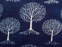 Tree Design Hand Block Print