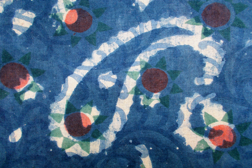 Hand Block Print 100% Cotton Fabric