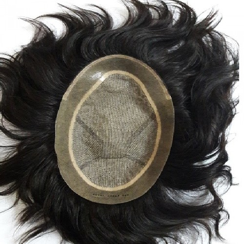 Men Unfitted Hair Wig