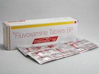 fluvoxamine tablets