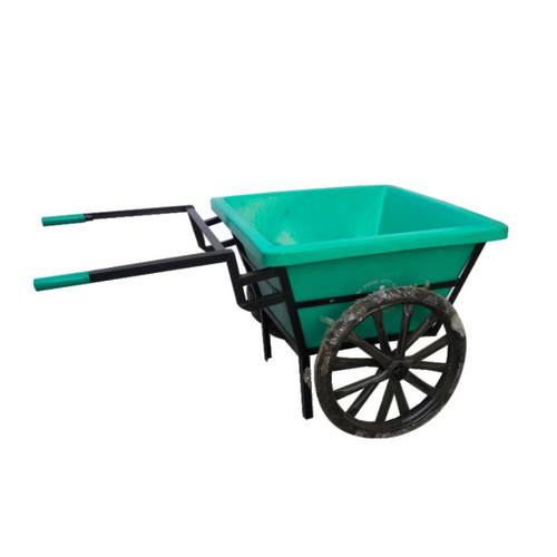 Wheel Barrow/MS Frame 110 Ltr.