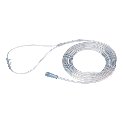 Twin Bore Oxygen Cannula
