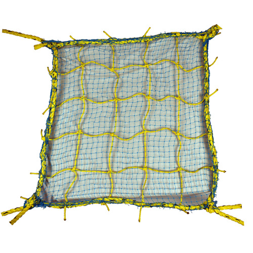 construction safety net installation