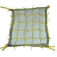 construction safety net installation