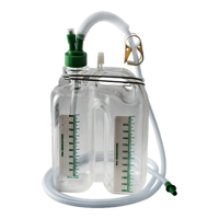 Under Water Seal Bottle with Valve