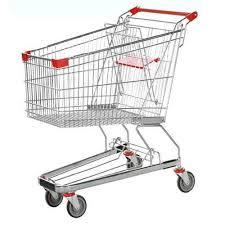 Departmental Store Shopping Trolley