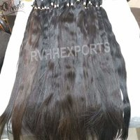 Silky Straight Indian human loose hair