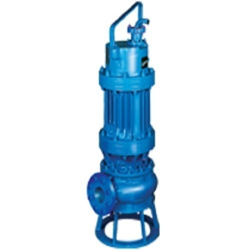 NON CLOG SUBMERSIBLE PUMPS