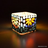 Decor Glass Candle Gifts home decor Votive