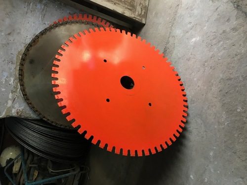 Concrete Groove Cutting Blade