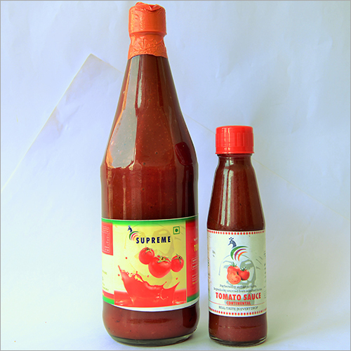 Tomato Sauce Continental Bottle Set