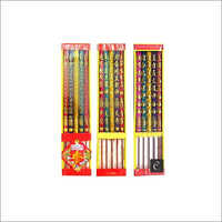 Colored Joss Stick