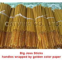 Big Joss Stick with golden handle