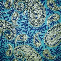 100% COTTON FABRIC DESIGN