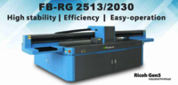 FB-RG 2513 UV Flatebed Printer