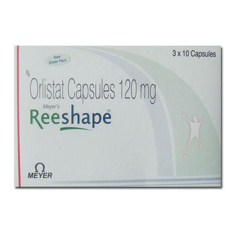 REESHAPE ORLISTAT 120MG CAPSULES