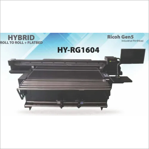 HY- RG- 1604 Hybrid UV Printer