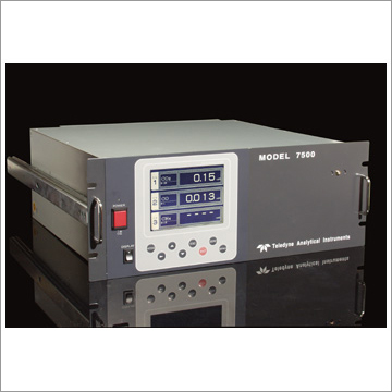Infrared Gas Analyzer - 7500