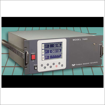 Infrared Gas Analyzer - 7600