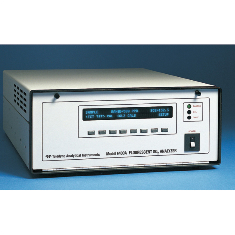 Ultra Trace Flourescent SO2 Analyzer