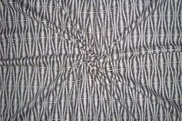 Cotton Fabric 44 Inch Wide Grey Color Running Fabric
