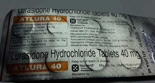 lurasidone hydrocloride tablets