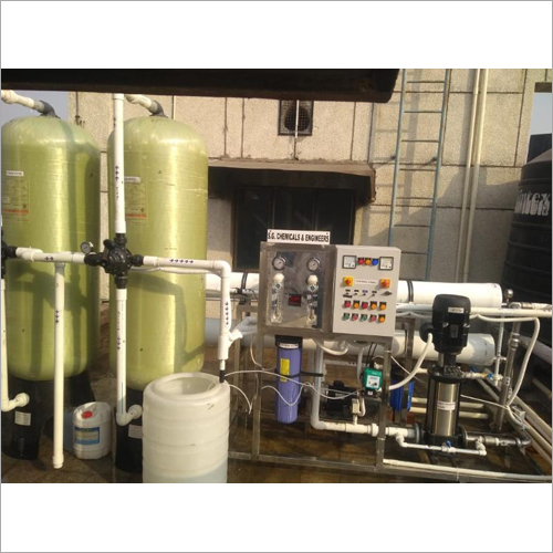 Water ro Purifier Plant