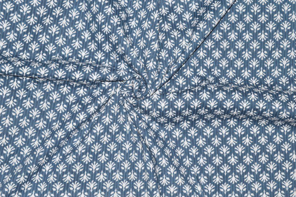 Small Flower Printed Dressmaking Running Fabric