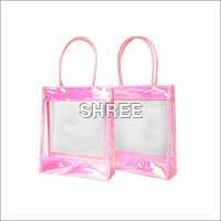 Plastic Handle Bag