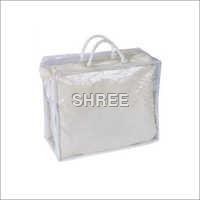Plastic Blanket Handle Bag