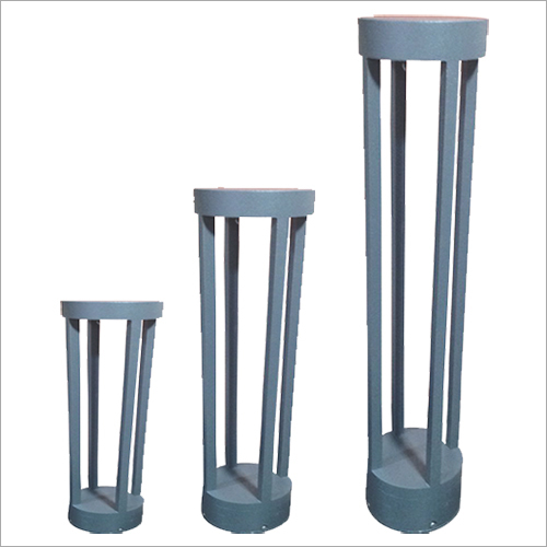 Stanzo Round Bollard Light