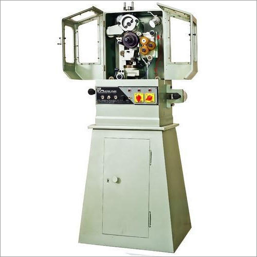 Horizontal Chain Faceting Machine