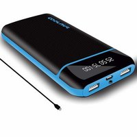 Coolnut CMPBAND-53 20000mAH Lithium Ion Power Bank (Black)