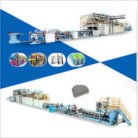 XPE - IXPE Formed Sheet Production Line