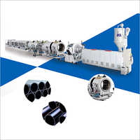 HDPE - PPR Pipe Production Line