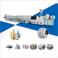 PVC PVC Pipe Production Line