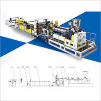 PP - PS Thermoforming Sheet Production Line